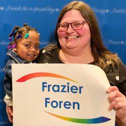 5. Foren, Frazier